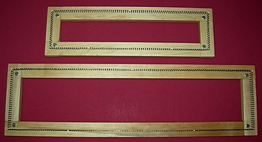 2' & 3' Travel Rectangle Looms